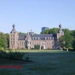 ベルギーでもっとも古い大学の校舎はお城!