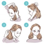 これだけでデキる大人女子に!朝の簡単前髪アレンジ3選