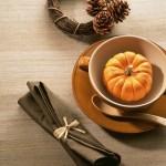 秋が最適!ワクワク&笑顔になれる「オレンジ色」の楽しみ方