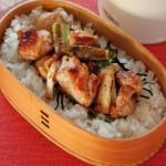 困った時のどんぶり!喜ばれる「焼き鳥丼弁当」の美味しい作り方