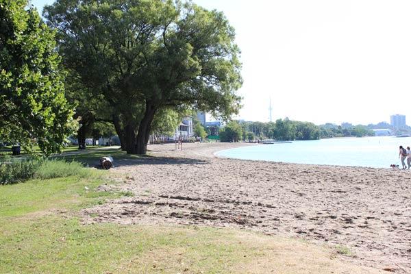 オンタリオ湖を眺めながら始まるトロントニアンの朝-_2new