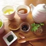 日本茶で痩せる!いつもの「緑茶」で美肌とダイエットをしっかりサポート