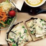 【東京・表参道の朝食】こだわり天然酵母の絶品パン!「パンオスリール」