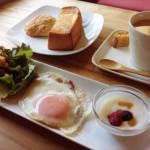 【大阪・中崎町の朝食】梅田すぐ横にある昭和! @べーかりーかふぇ 伊勢屋