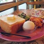 【大阪・南森町の朝食】オシャレな空間でちょっと違った朝の時間@Cafe Toki ona
