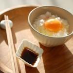 3分でできる!「ぽん酢卵かけごはん」~めんどくさがり屋さんの簡単あさごはん~