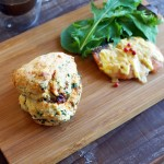 世界旅行気分でたのしむ♪「イタリア風お食事スコーン」レシピ
