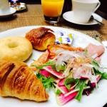 出張前にもいいね♪品川駅直結ホテルの朝食【ストリングス】
