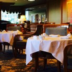 朝食しながらの打ち合わせにも…ラウンジ朝食【ホテル椿山荘】③