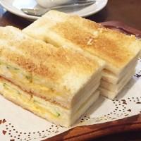 【京都・祇園】舞妓さんサイズ♪名物の卵サンドが絶品の老舗「ナカタニ」