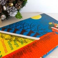 【日曜日の絵本】イブの夜はクリスマスソックスにこの絵本を入れて!