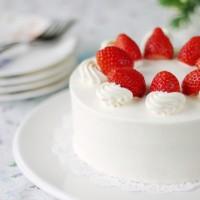 大好きないちごのショートケーキ♪どうして「ショート」なの?