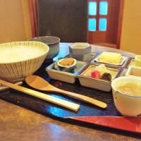 【大阪・玉造の朝食】ほっこり温まるお粥モーニング@kotikaze(こちかぜ)
