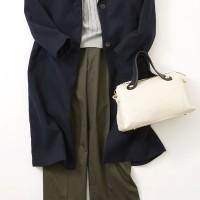 【日替わりコーデ術】エフォートレスな着こなしに挑戦(こなれカラーで上級のゆるコーデに!)