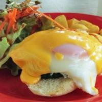 【大阪・堂島の朝食】肌寒い朝こそテラスで!平日限定モーニング@ボガーツカフェ