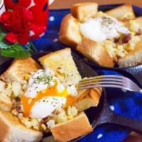 「振るだけ・添えるだけ」のおしゃれ朝食アレンジレシピ6選