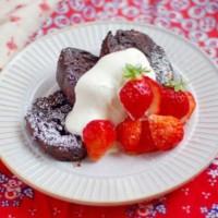 作り置きOK♡バレンタインの朝は「ココアフレンチトースト」
