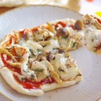 発酵いらず!フライパンで簡単「ピザ生地」の作り置き♡
