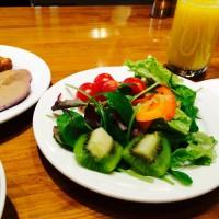 上質な空気感のホテルで頂く朝食☆②【庭のホテル】
