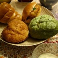 日本の菓子パン&惣菜パン