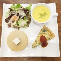 【京都・三条】からだの中からきれいに。オーガニック朝食@CHOICE