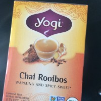 yogi teaノンカフェインのロイヤルミルクチャイ