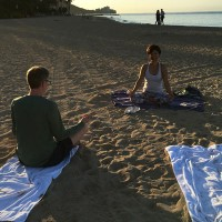 朝のビーチヨガで教えてもらった早起きするからこそ楽しめるコト