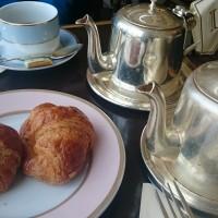 Parisでのpetit-déjeuner (朝ごはん)