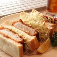【横浜の朝食】揚げたてロースカツサンドが絶品!「ル・ミトロン カフェ」