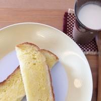 【京都・中書島】和カフェ「ゆきがくれ」の酒粕ラテとトースト