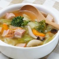 [あしたの朝ごはん]第32話:おいしい野菜スープ