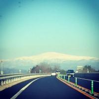 Yamagata's Mountain Three barrage  やまがたの山 3連発