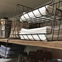 キッチン収納は100均アイテムでもっと素敵に!アイデア3選