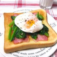 間違いない美味しさ!栄養満点「ほうれん草×ベーコン」の朝食レシピ5選