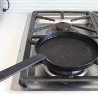 朝食のパンケーキを焼くときだけ活躍してくれるコレ!