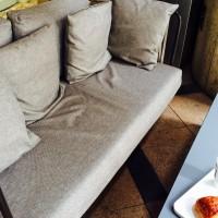 天気の良い日はソファ席で☆パン好きな方にお勧め【マンダリンオリエンタル】