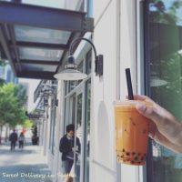 台湾名物♡でもアメリカでは当たり前すぎる飲み物