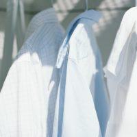 暑い朝に!涼感素材「リネン」のシワ予防+着こなしテク