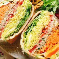 これ一品で大満足♪満腹サンドイッチレシピ5選