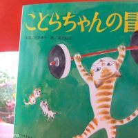 【日曜日の絵本】キュート!とらになりたい子猫ことらちゃんの冒険