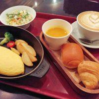 【大阪】休日限定!普段着で楽しむ贅沢な朝食@タジマコーヒー