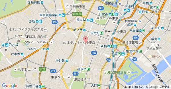 Google Map of 東京都港区西新橋2-16-6