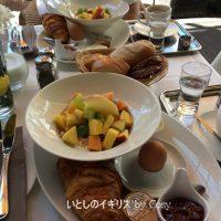 ドイツ、ミュンヘンで食べた朝ごはん