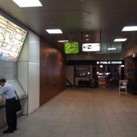 【渋谷】駅直結のお店で朝ごはん@ パブリックハウス