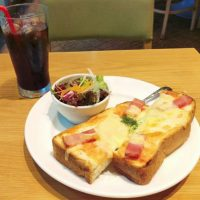 【大阪】駅ナカの癒やし空間♪早朝モーニング@Tree café(ツリーカフェ)