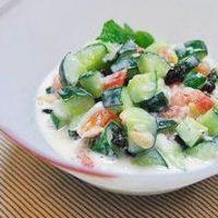 朝こそ腸活!キレイになる「ヨーグルト」×「サラダ」朝食レシピ5選