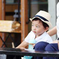 息子もわたしも大満足!カフェ併設の公園で過ごす休日の朝時間