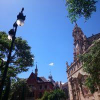 バレンシアの青空