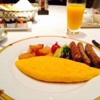 最高の雰囲気とサービスに朝から感動!ホテル朝食【帝国ホテル】①