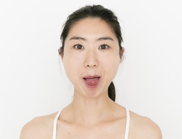 朝時間.jp 三角の舌
